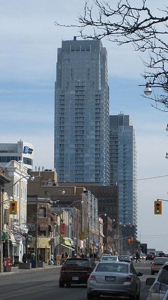 Minto Midtown - Image: Minto Midtown