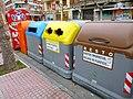 Miranda de Ebro - Reciclaje de residuos urbanos 02.jpg