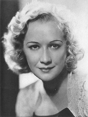 Miriam Hopkins - Hopkins in 1932