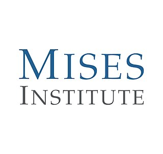 Mises Institute nonprofit think-tank located in Auburn, Alabama, USA