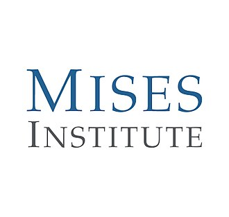 Mises Institute - Image: Mises Institute