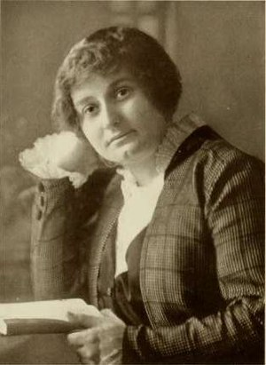 Amabel Anderson Arnold - Miss Amabel Anderson, Photo from Notable Women of St. Louis, 1914, credited to Gerhard Sisters