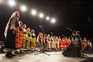 Music of Bulgaria - The Mystery Of The Bulgarian Voices