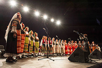Folk music - The Mystery Of The Bulgarian Voices