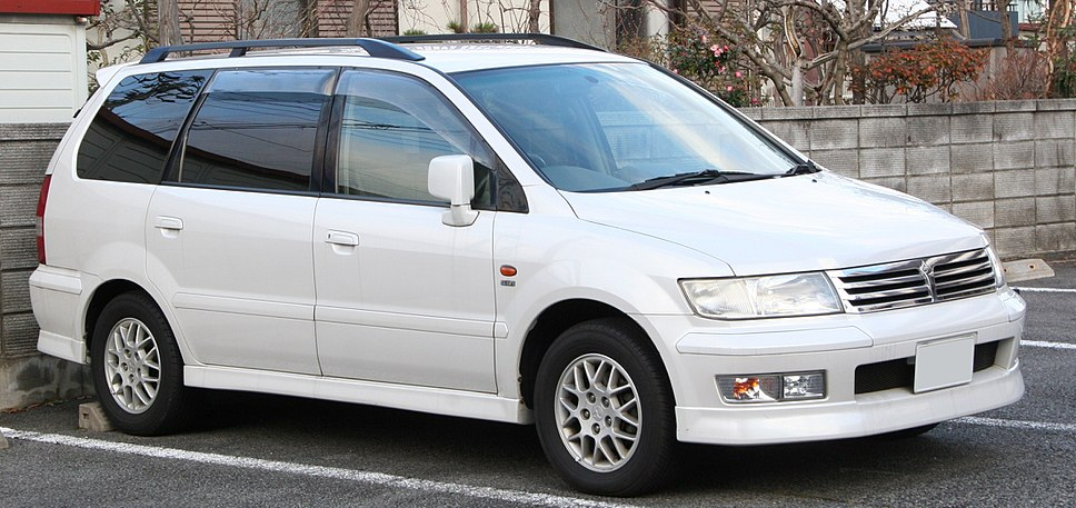 mitsubishi chariot grandis 2001 manual