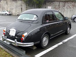 Mitsuoka Viewt (K12) rear.JPG