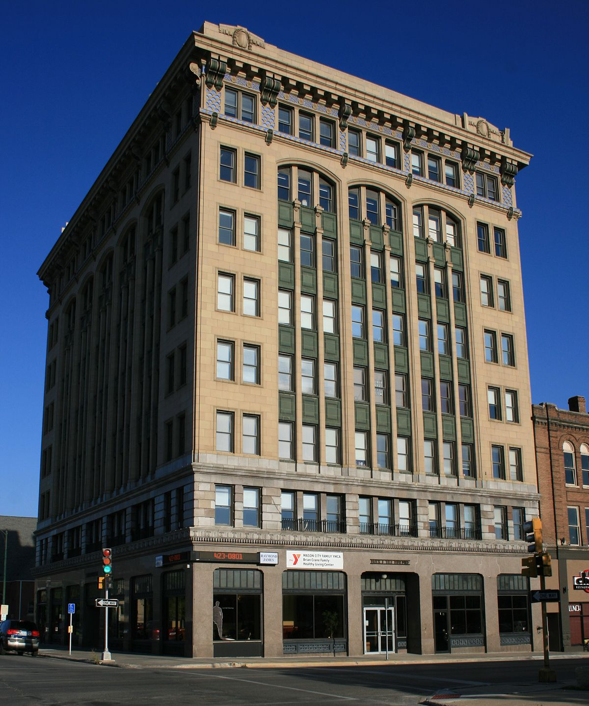 MBA Modern Brotherhood Of America Building