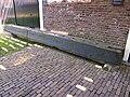 Molen De Traanroeier, Texel, houten roe.jpg