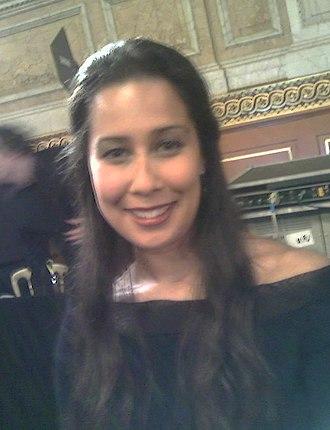 Monica Yunus - Monica Yunus in 2007