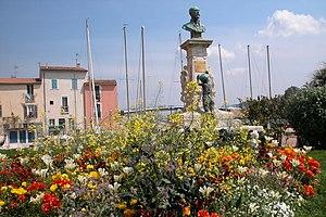 Étienne Richaud - Image: Monument richaud Martigues