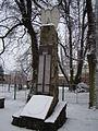 Monuments in Sanok WOP 1946.JPG