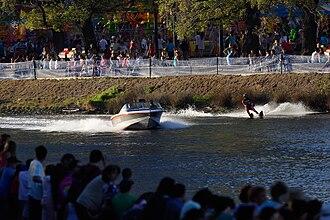 Moomba - Water skiing on the Yarra