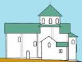 Morača Monastery, XIII c. pl1b.png