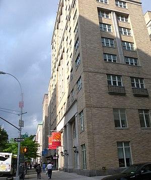 Education in Harlem - Morningside branch