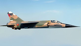 Royal Moroccan Air Force - A Moroccan Mirage F-1