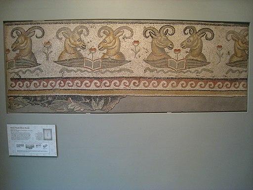Mosaics, Worcester Art Museum - IMG 7705