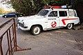 Moscow, Ghostbusters-themed Volga GAZ-22 estate (21890913080).jpg