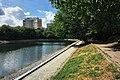 Moscow, Nizhny Krasnogvardeysky Pond (30674575704).jpg