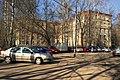 Moscow, Yauzskaya Alley, Institute of Tuberculosis residential buildings (30985816182).jpg