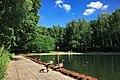 Moscow, Zelyonka Pond on Nakhimovsky Prospect (31420097786).jpg