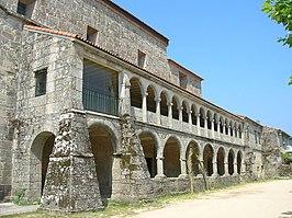 Mosteiro Beneditino de San Bieito de Lérez