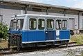 Motorbahnwagen BM 100 in A-2223 Hohenruppersdorf.jpg