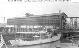 USS <i>Eleanor</i> (SP-677)