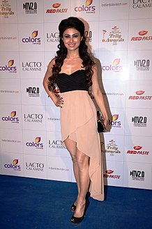 Mouni roy colors indian telly awards.jpg
