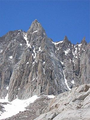 Mount Muir - Image: Mount Muir