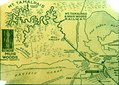 Mount Tamalpais and Muir Woods Railway map, unknown date.JPG