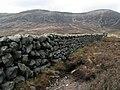 Mourne Wall, Slievenaglogh - geograph.org.uk - 1206294.jpg
