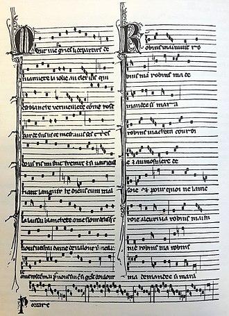 Bamberg Codex - Image: Mout me fu Robins Portare