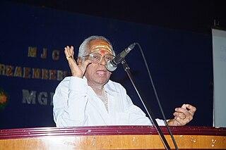 M. S. Viswanathan Indian actor-musician