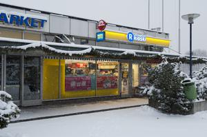 R-kioski - An R-kioski in Munkkivuori shopping center in 2014.