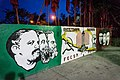 Mural on school premises in Ayotzinapa - panoramio.jpg