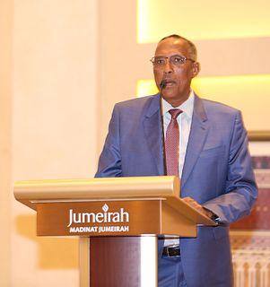 Muse Bihi Abdi Somali politician