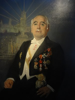 Carles Buïgas - Portrait of Carles Buïgas