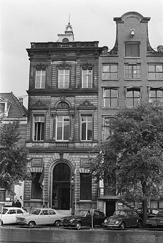 Museum Fodor - Museum Fodor in 1970