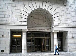 Paley Center for Media - The Paley Center for Media, New York City