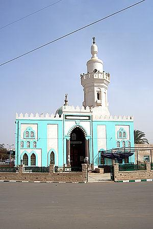 Die Große Moschee in Mut