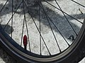 My bike tire turns out kind of artistic? (21538760286).jpg