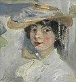 N.Goncharova by M.Larionov (c.1903-5, priv.coll).jpg
