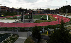North Carolina Central Eagles - NCCU's track and soccer