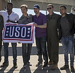 NCIS cast members at Miramar (cropped).jpg