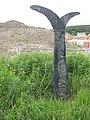 NCN signpost, Blackridge - geograph.org.uk - 846002.jpg