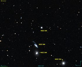 Image illustrative de l'article NGC 549