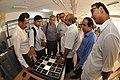 NMST Delegates Visit Computer Laboratory With NCSM Officers - Kolkata 2017-06-19 2173.JPG