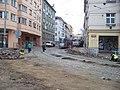 Na žertvách - U Balabenky, oprava kolejového oblouku (03).jpg