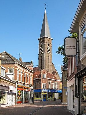 Naaldwijk - Image: Naaldwijk, Sint Adrianuskerk foto 1 2009 09 27 11.52