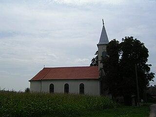 Nagybudmér Municipality in Southern Transdanubia, Hungary